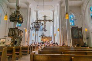 Nikolauskirche in Kiel