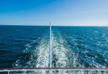 MS Europa auf See