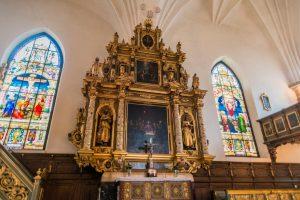Die deutsche Kirche in Stockholm