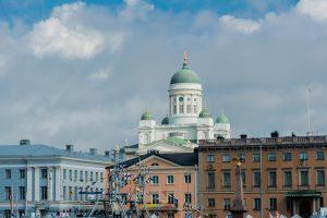 Der Dom in Helsinki