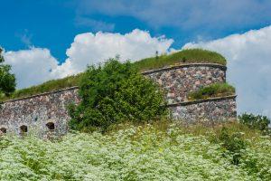 Die Festung Suomenlinna