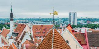 Die Unterstadt von Tallinn
