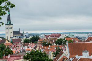 Tallinn, das alte Reval