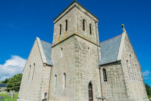 Kirche St. Nicolas auf der Insel Tresco