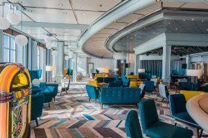 Die Clipper Lounge auf MS EUROPA