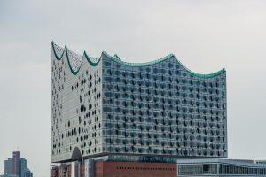 Elbphiharmomie in Hamburg