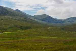 Das schottische Hochland