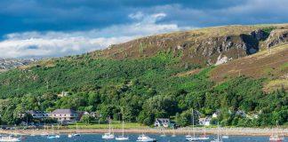 Ullapool in Schottland