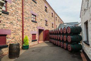Bushmill Distillery