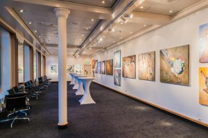 Galerie auf MS Europa