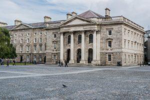 Campus des Trinity College Dublin