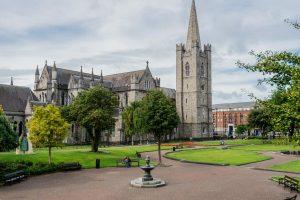 Patricks Kathedrale in Dublin