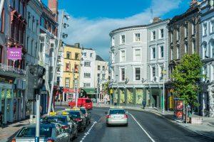 Innenstadt von Cork