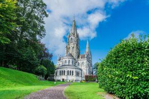 St. Finbarr Kathedrale in Cork