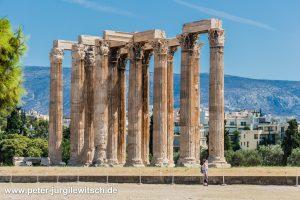 Zeustempel in Athen