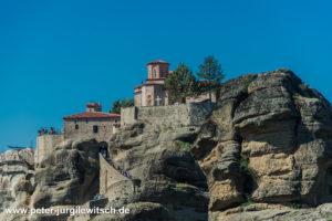 Kloster Megálo Meteora