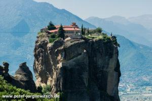 Kloster Rousanou in Meteora