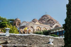 Kloster des Erzengel Michael auf Thassos