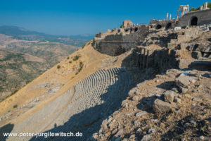 Theater in Pergamon