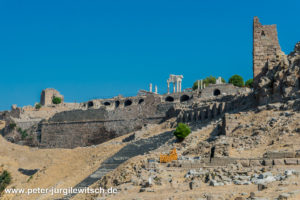 Die Akropolis von Pergamon