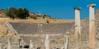 Ruinen von Pergamon