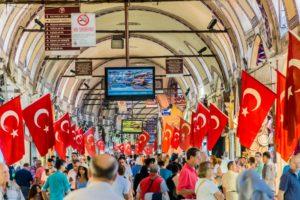 Grosser Basar in Istanbul