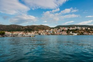 Hafen von Pythagorio auf Samos