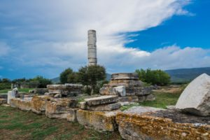 Das Hereion auf Samos