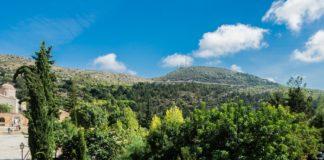 Landschaft bei Paphos auf Zypern