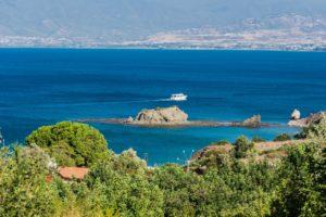 Küste bei Latchi auf Zypern
