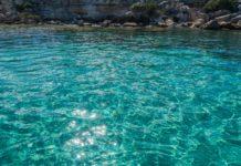 Chrysouchou Bucht auf Zypern
