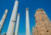In den Ruinen von Perge