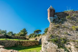 Zitadelle in St. Tropez