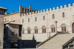 Papstpalast in Viterbo