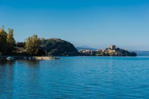 Bolsenasee in Italien