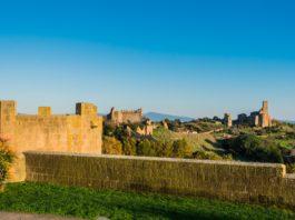 Tuscania in Italien