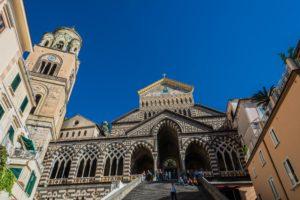 Der Dom in Amalfi