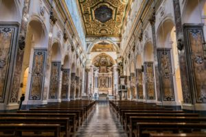 Der Dom in Amalfi innen