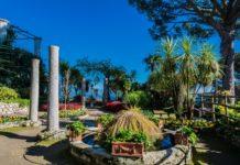 Garten der Villa Rufolo in Ravello