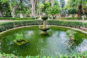 Sankt Anton Gärten auf Malta