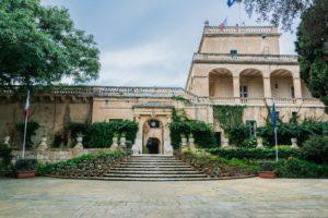 Sankt Anton Palast auf Malta