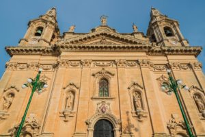 Marienkirche in Naxxar auf Malta