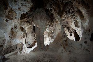 In der Galaxy Höhle in Bolivien