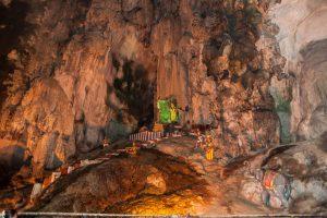 Im Inneren der Batu-Caves-in-Malaysia
