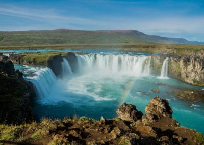 Godafoss auf Island