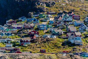 Neustadt von Qaqortoq