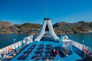 Sonnendeck MS Ocean Majesty