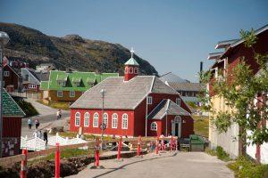 Kirche-in-Qaqortoq