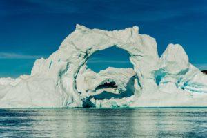 Eisberg in der Discobucht