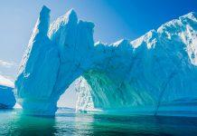 Diskobucht in Grönland